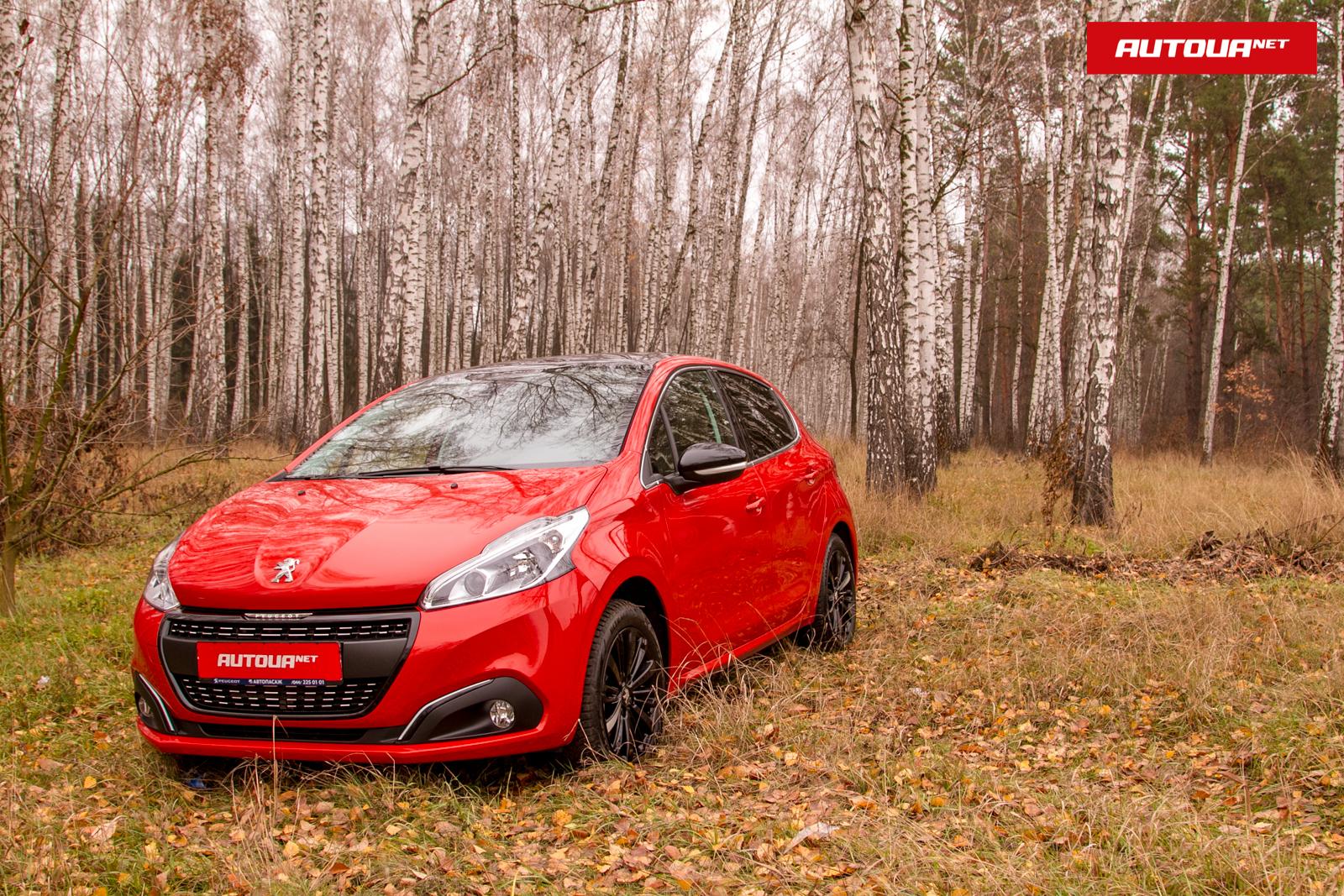 Тест-драйв Peugeot 208: Чем порадует обновленный малыш?