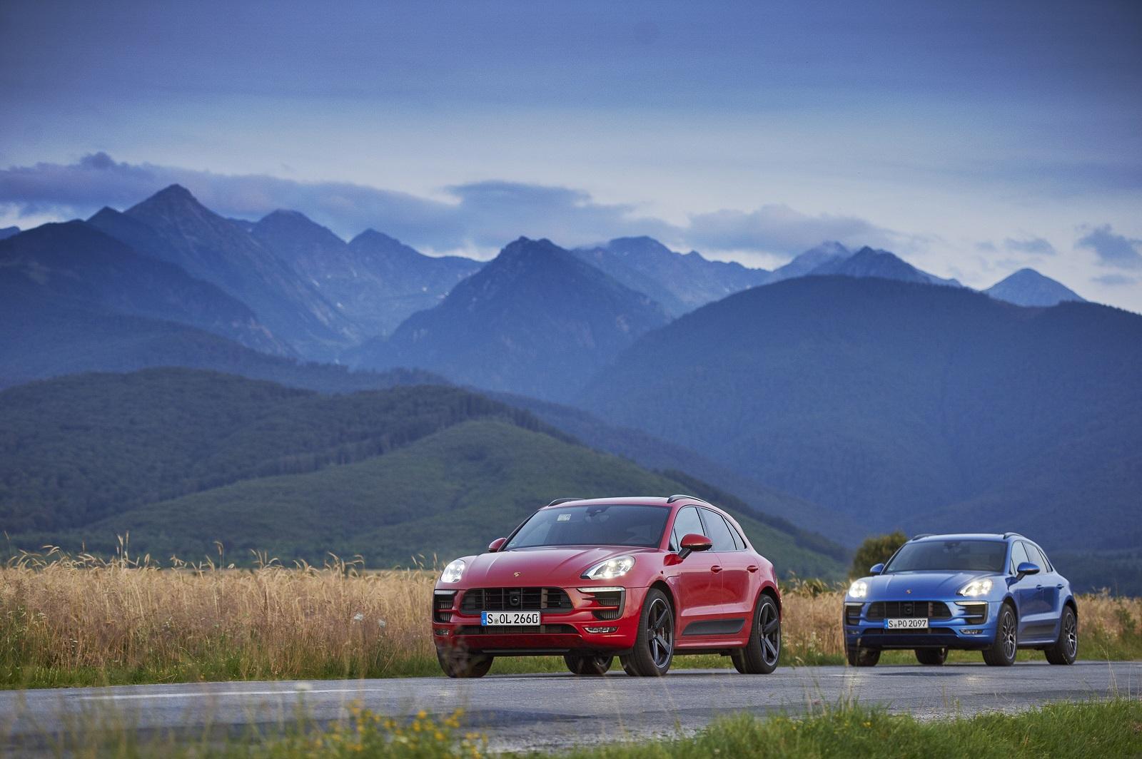 Тест-драйв Porsche Macan: GTS как должностное преступление