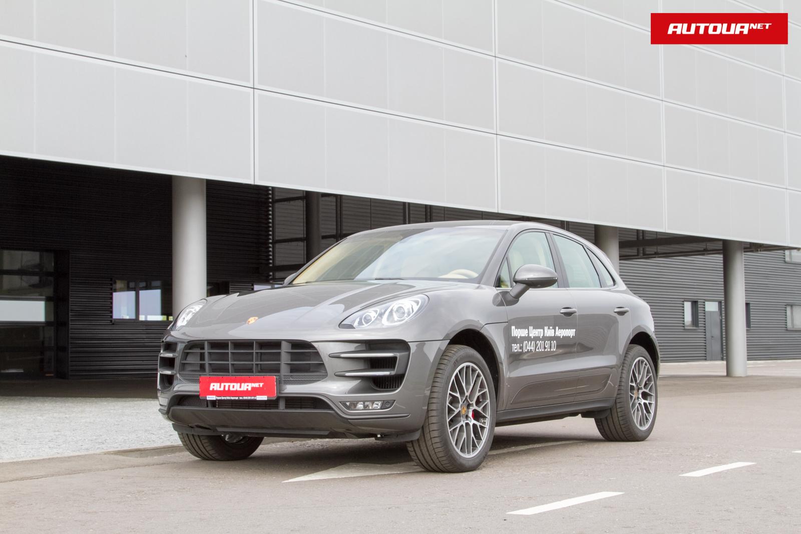 Тест-драйв Porsche Macan Turbo: король кроссоверов?