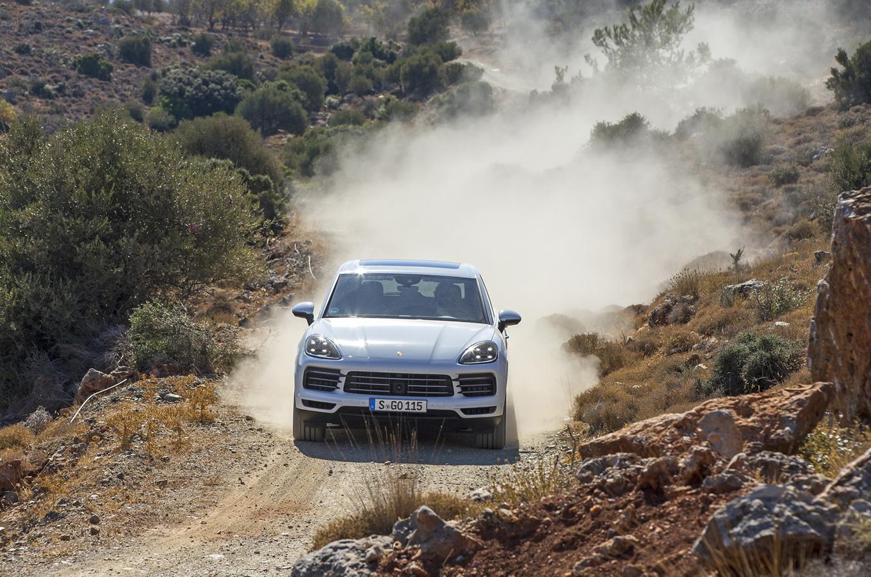 Тест-драйв Porsche Cayenne III: кайенноприклонничество