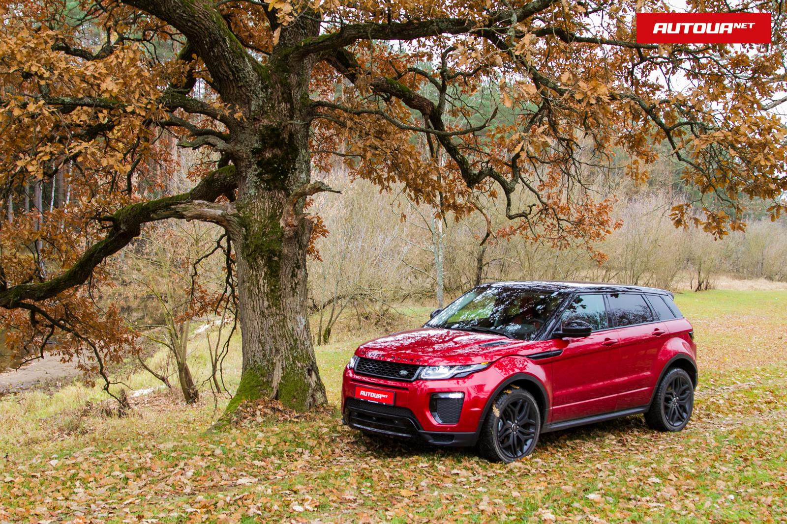 Тест-драйв Land Rover Range Rover Evoque: Открываем Полесье вместе с новым Range Rover Evoque.