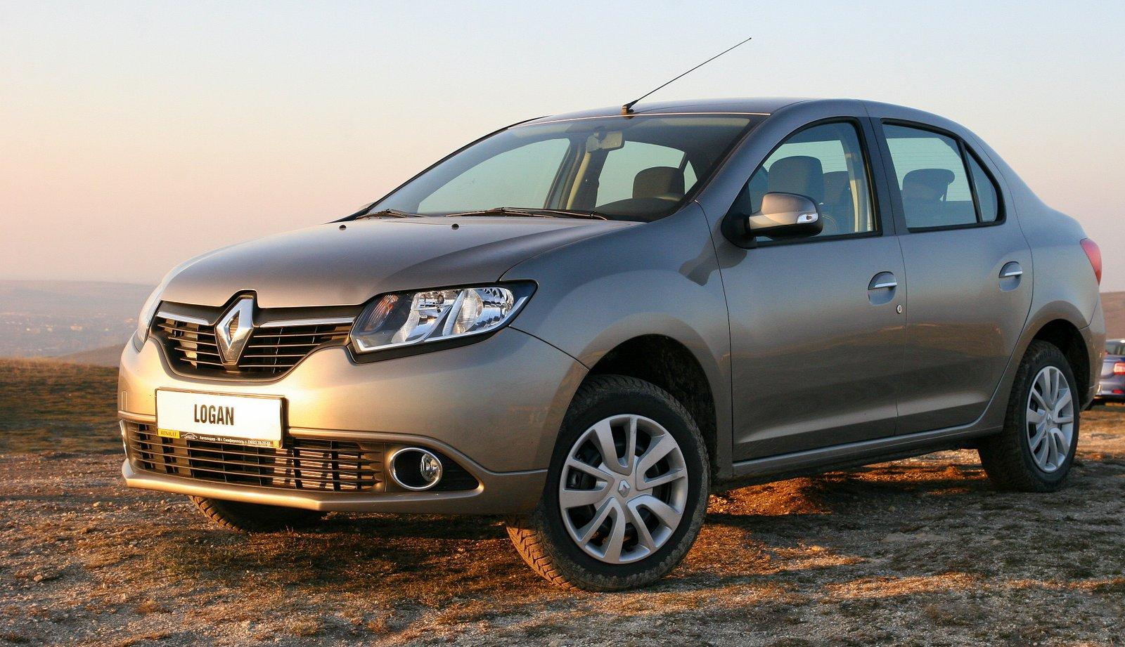 Первый тест Renault Logan, Sandero и Stepway