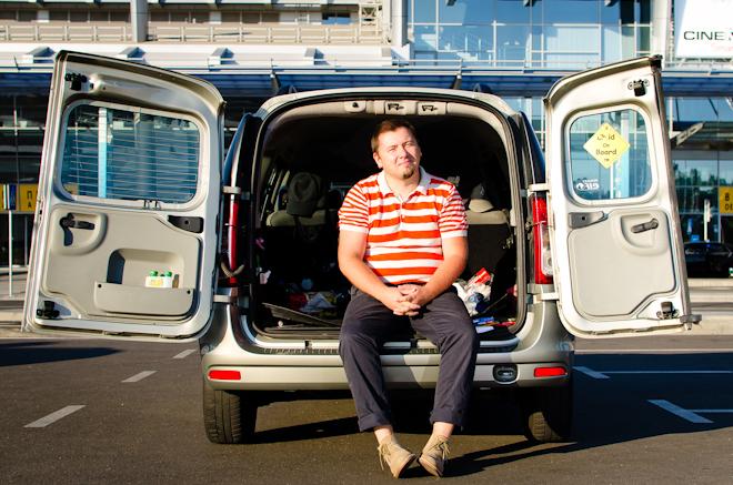 Renault Logan MCV — семейно-рабочий «сарайчик»