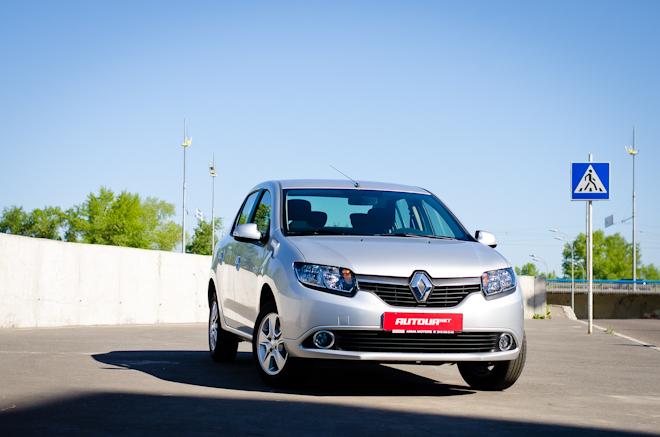 Тест-драйв Renault Logan и Sandero Stepway — омоложение