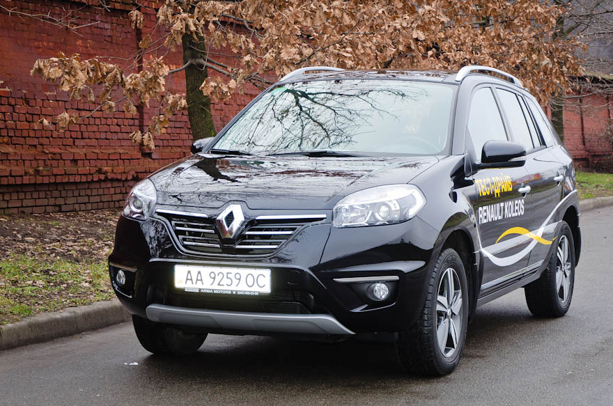 Тест-драйв Renault Koleos — оцениваем фейслифтинг недооцененного француза