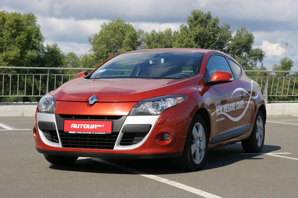 Renault Megane Coupe — народный тест-драйв нового трехдверного хетча