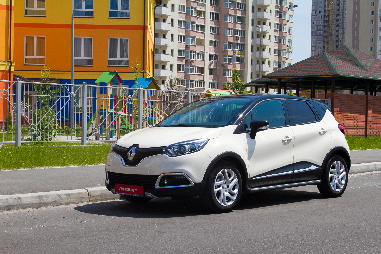 Тест-драйв Renault Captur: есть ли у него перспективы в Украине?