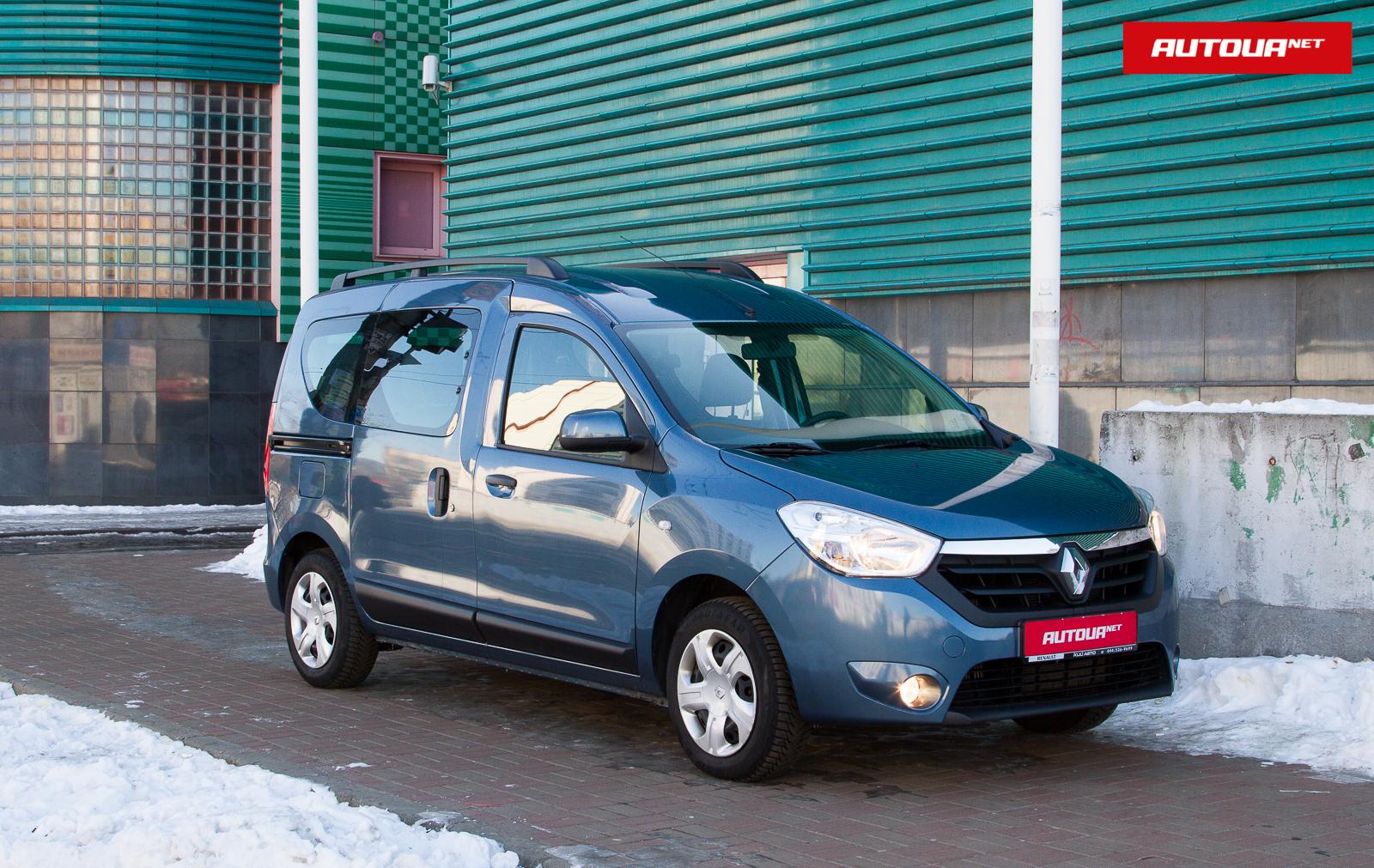 Тест-драйв Renault Dokker: для семьи или бизнеса?
