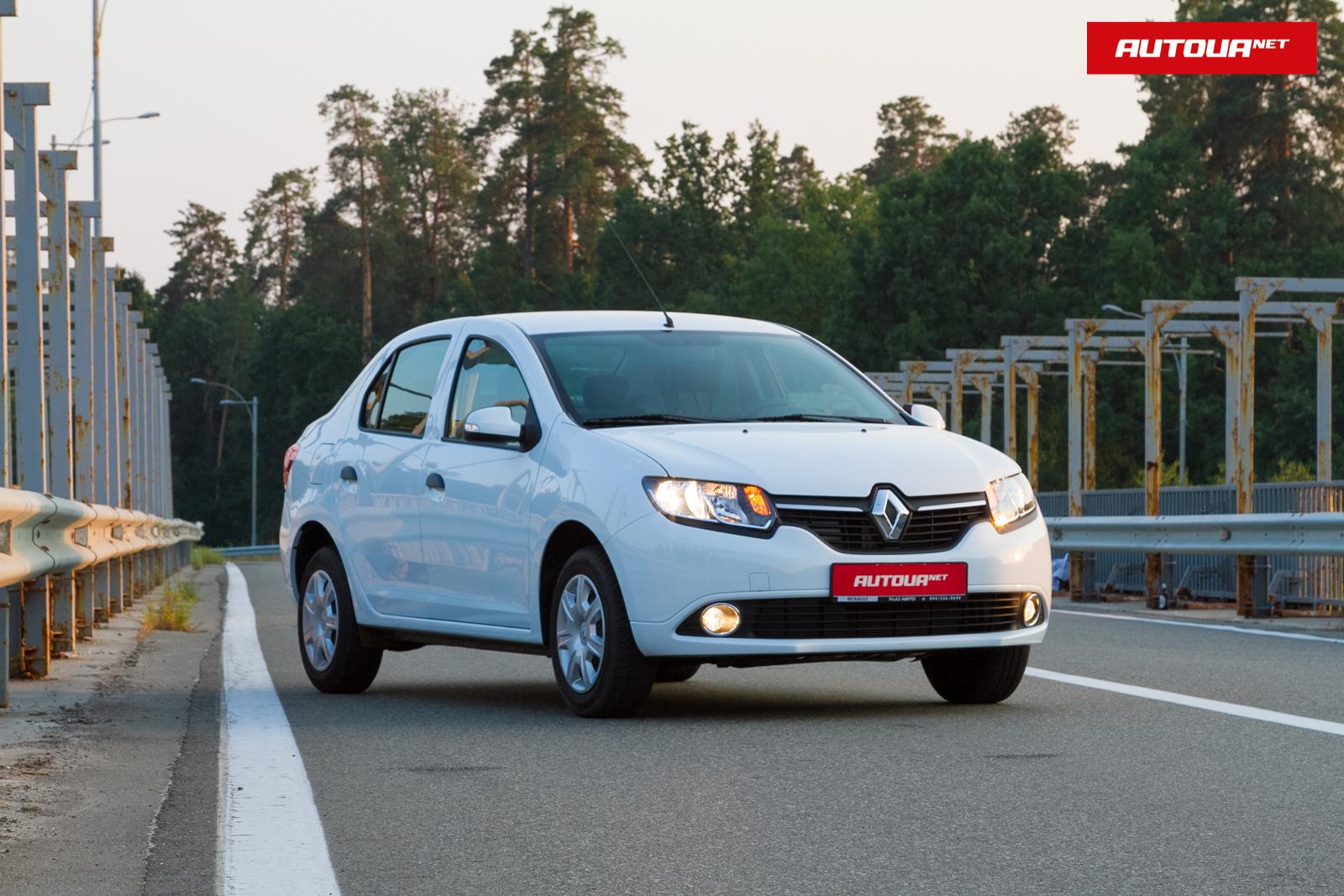 Тест-драйв Renault Logan 1.2: Дешево и сердито?