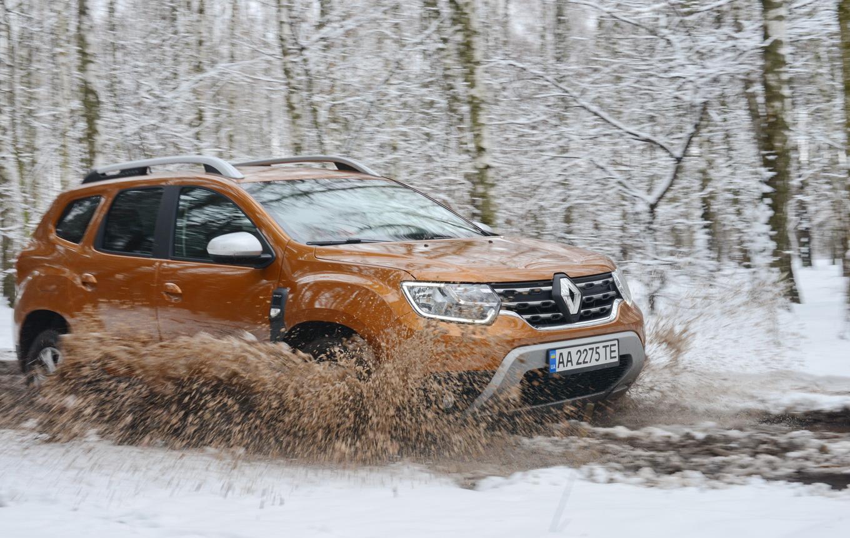 Первый украинский тест нового Renault Duster: обречённый на лидерство