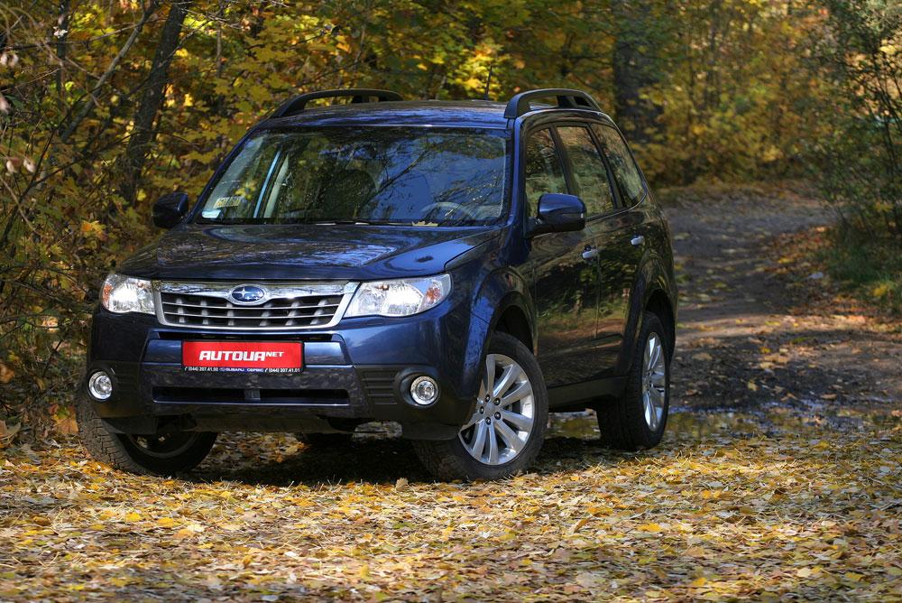 Народный тест-драйв Subaru Forester — «лесник» пошел в народ
