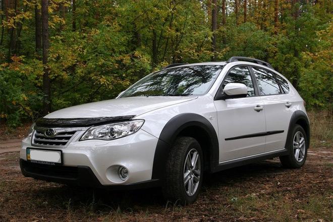Subaru Impreza XV — народный тест-драйв теперь еще и кроссовера