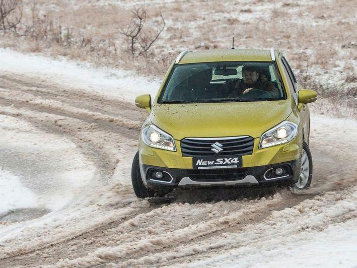 Тест-драйв нового Suzuki SX4 — да ты возмужал, SX4