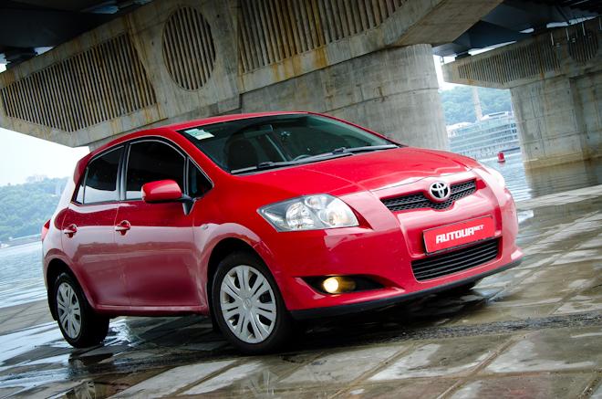 Toyota Auris — и в хвост, и в гриву