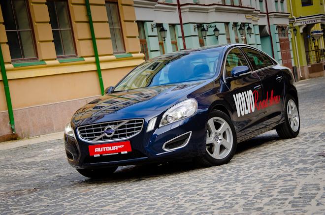 Тест-драйв Volvo S60 — дерзкий пенсионер