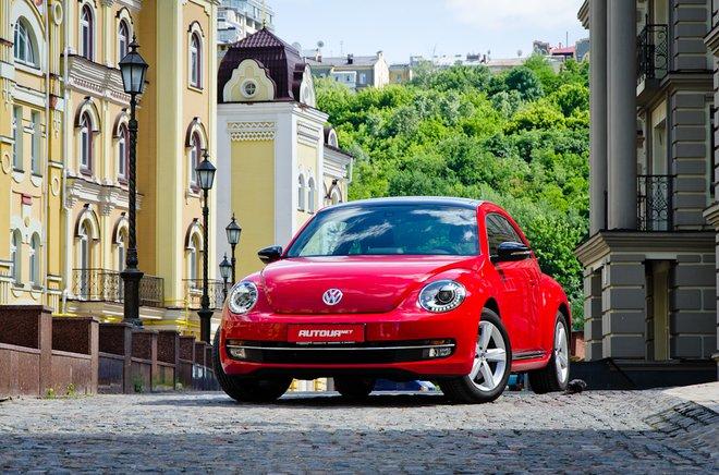 Тест-драйв Volkswagen Beetle — возвращение легенды, опять.