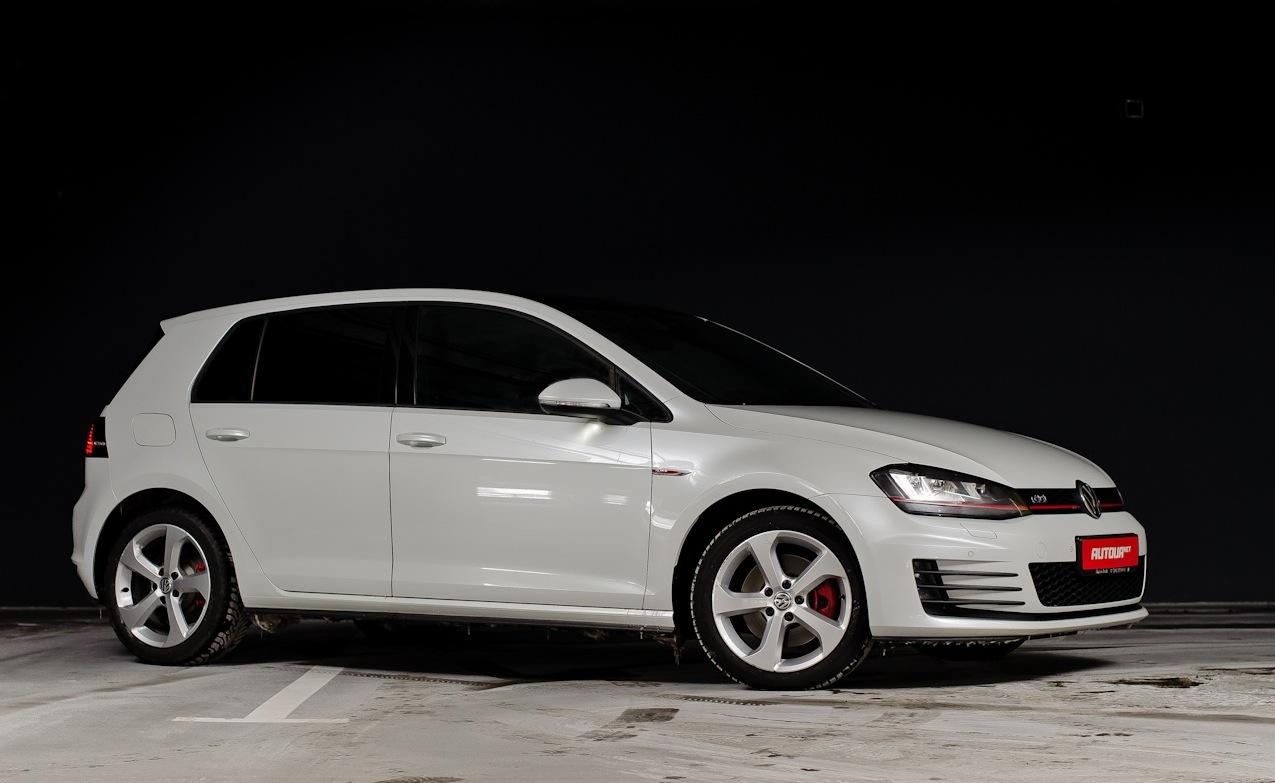 Тест-драйв Volkswagen Golf GTI — заглушаем голос разума