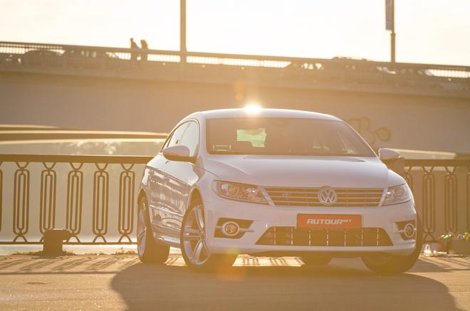 Тест-драйв Volkswagen CC – примеряем на себя полноприводный «Цэ-цэ»