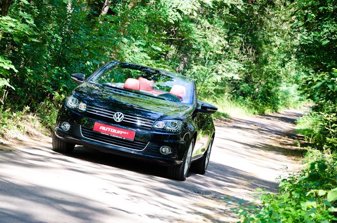 Тест-драйв Volkswagen Eos — прощаемся с летом на кабриолете