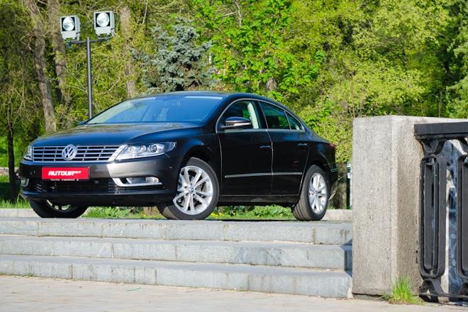 Тест-драйв Volkswagen CC — ищем премиум в четырехдверном купе Volkswagen