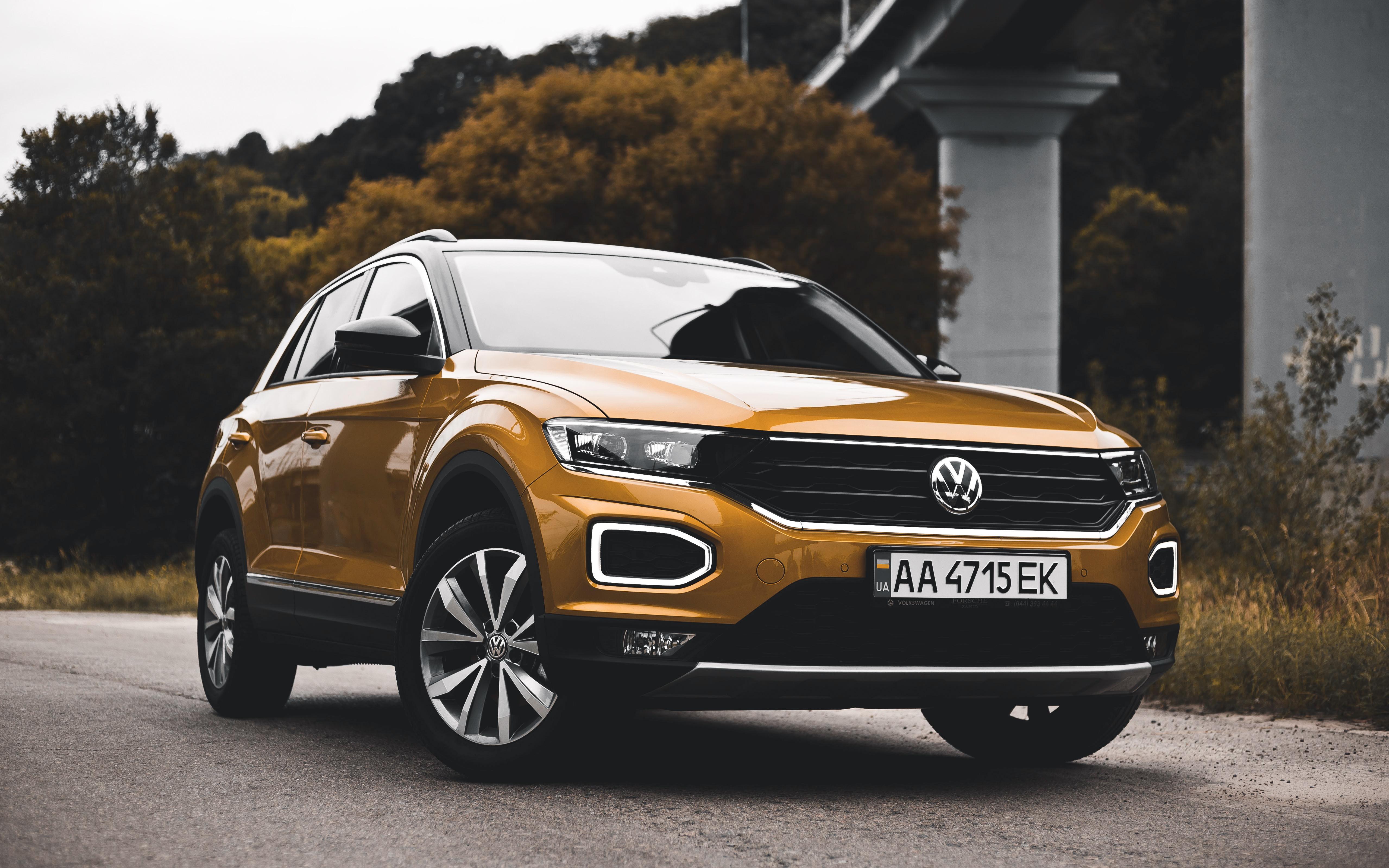 Тест-драйв Volkswagen T-Roc: «Я почему вредный был - потому, что у меня T-Roc не было!»