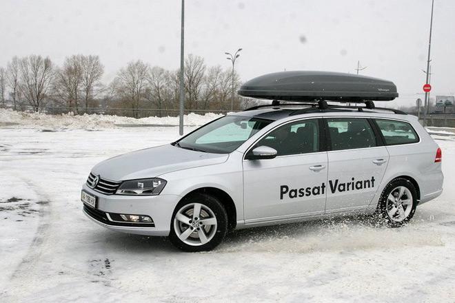 Volkswagen Passat — народный тест-драйв долгожданного B7