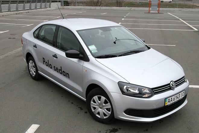 Volkswagen Polo Sedan — народный тест-драйв нового «народного» автомобиля