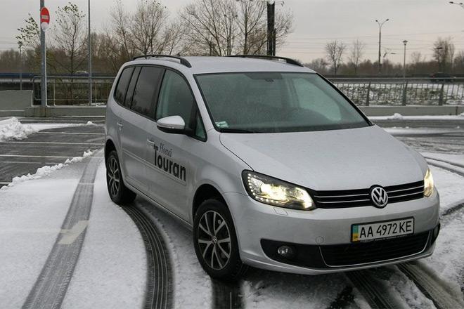 Volkswagen Touran — народный тест-драйв народного минивэна