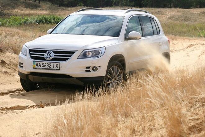 Volkswagen Tiguan — народный тест-драйв одного из лучших кроссоверов