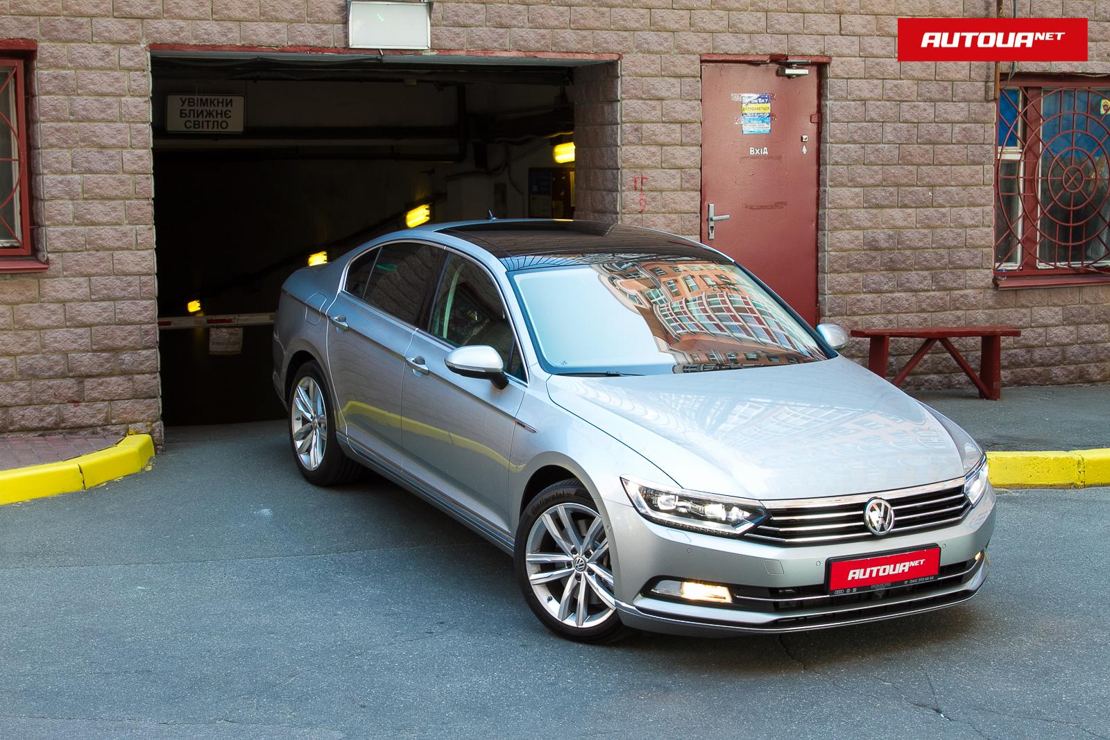 Тест-драйв Volkswagen Passat: восьмое пришествие!